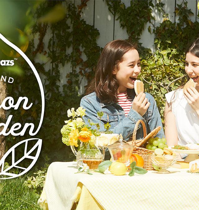ハーゲンダッツ ジャパン「Häagen-Dazs Weekend Lemon Garden」キャンペーンビジュアル